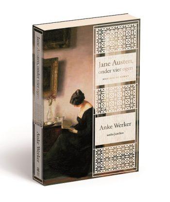 omslag Jane Austen onder vier ogen
