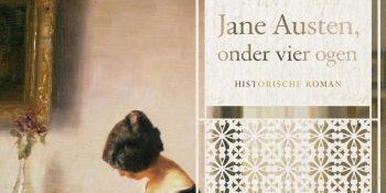 omslag frontaal Jane Austen onder vier ogen