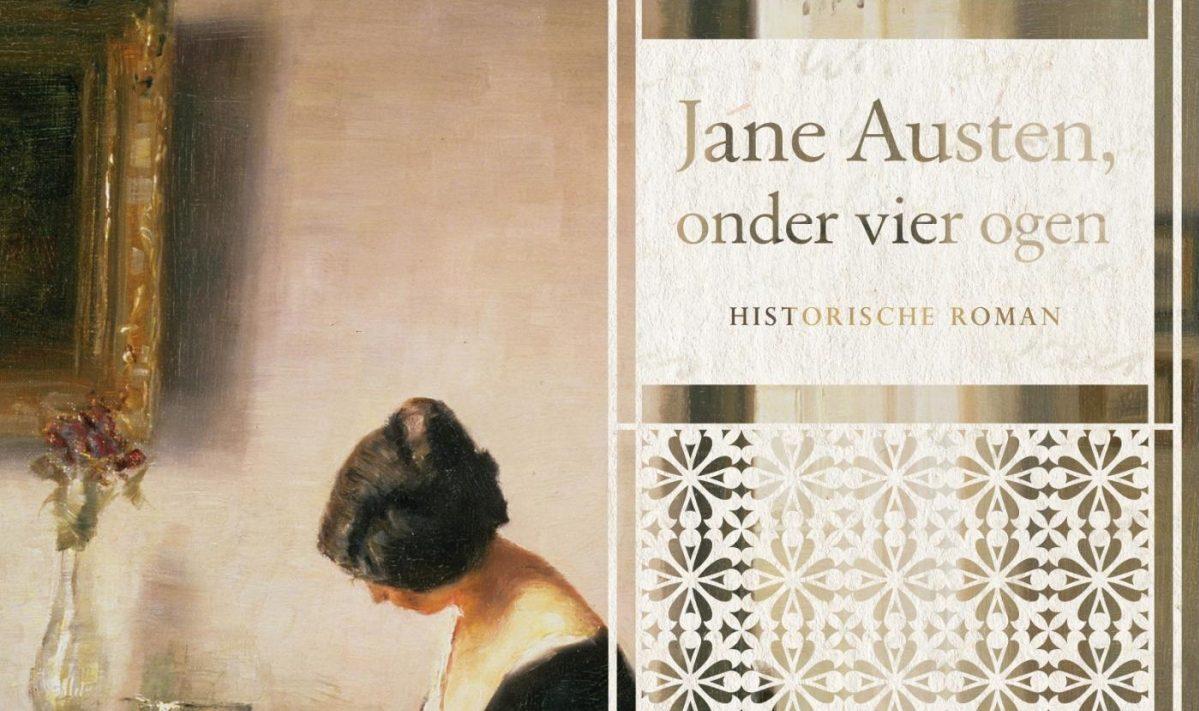 Prijsvraag: win 'Jane Austen, onder vier ogen' van Anke Werker