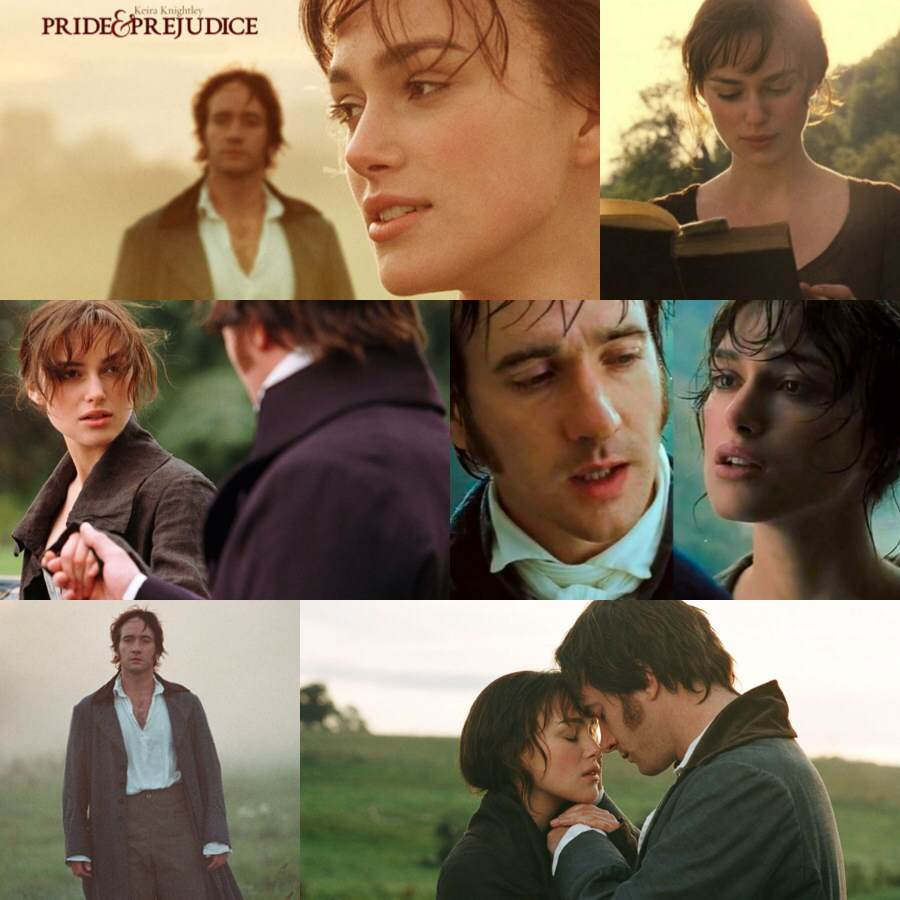 Gastblog: The Magic Feeling of Watching Pride & Prejudice (2005)