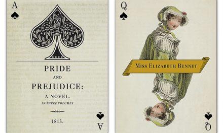 Jane Austen speelkaarten en meer op Kickstarter