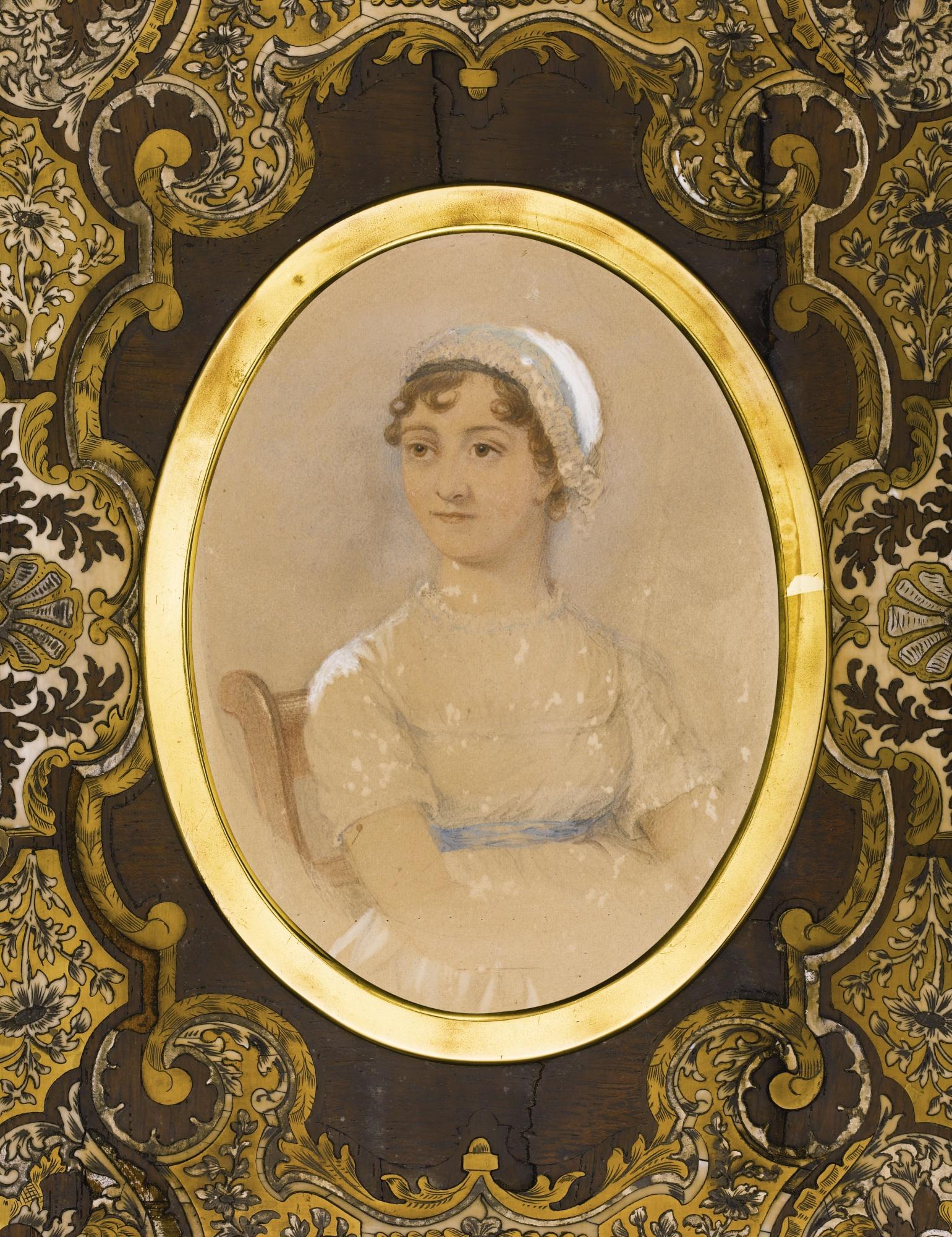 Portret Jane Austen brengt bijna 2 ton op