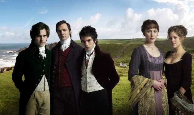 BBC-serie Sense and Sensibility op ONS