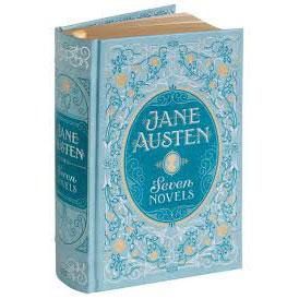 Seven Novels/Jane Austen by Jane Austen (2007, Hardcover)