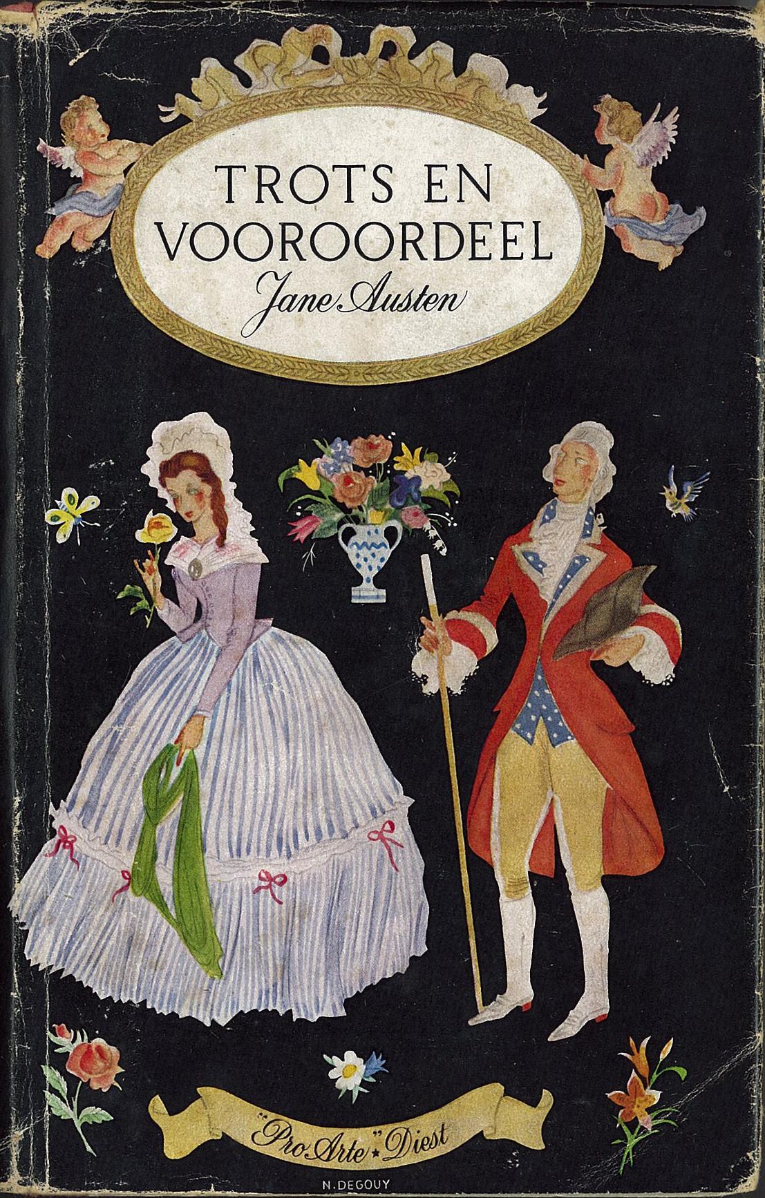 Jane Austen vertaald: beter laat dan nooit