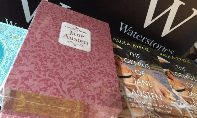Austen-activiteiten bij Waterstones Amsterdam