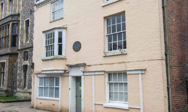 24 mei 1817: Jane vertrekt naar Winchester